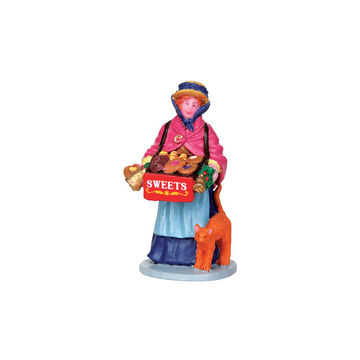 Lemax Sweet Seller Figurine