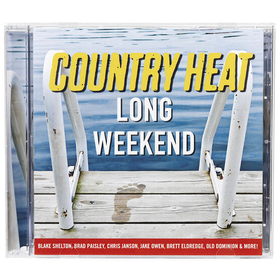 Various Artists - Country Heat: Long Weekend - CD
