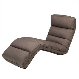 London Drugs Legless Lounge Chair - Brown