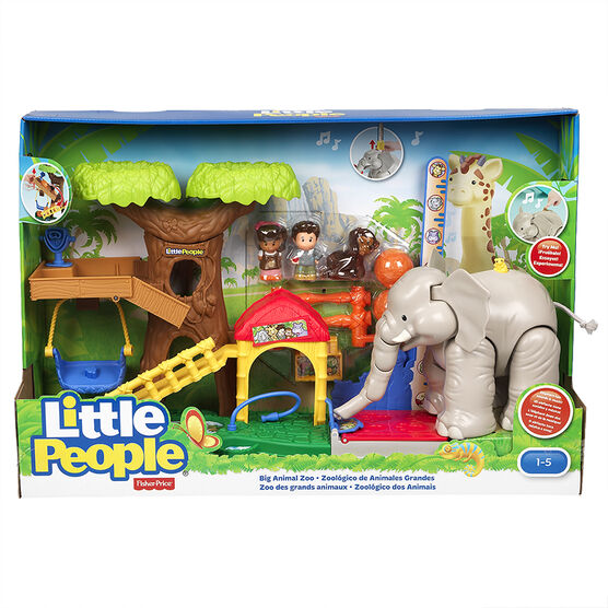 Fisher-Price Little People Big Animal Zoo - CHF55