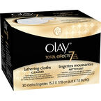 Olay Total Effects Age Defying Cleansing Cloths Refills - 30's