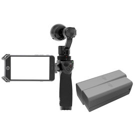 DJI Osmo 4K Camera with 2 Osmo Batteries - PKG 24755