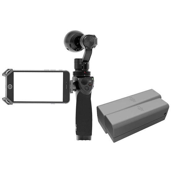 DJI Osmo 4K Camera with 2 Osmo Batteries - PKG 24755