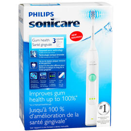 Philips Sonicare 3 Series Gum Health Rechargeable Sonic Toothbrush - HX6631/24