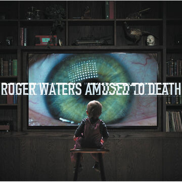 Roger Waters - Amused To Death - CD