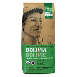 Level Ground Coffee - Bolivia - 454g
