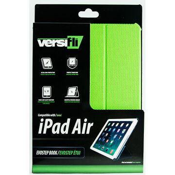 Versifli Evostep Book iPad Air Case - Green - FLI-5030GRN