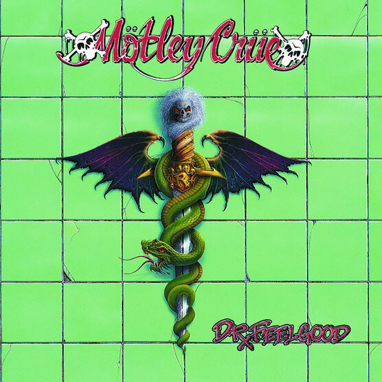 Motley Crüe - Dr. Feelgood - Vinyl