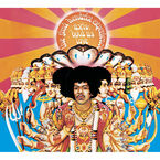 Jimi Hendrix - Axis: Bold As Love - CD