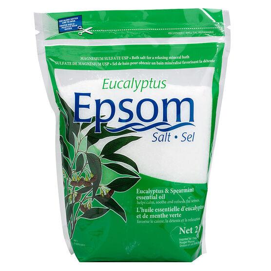 Rougier Epsom Salts - Eucalyptus - 2kg