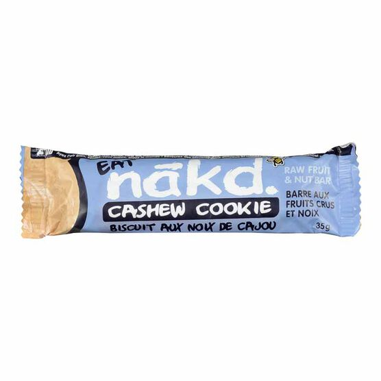 Nakd Raw Fruit & Nut Bar - Cookie Cashew - 35g