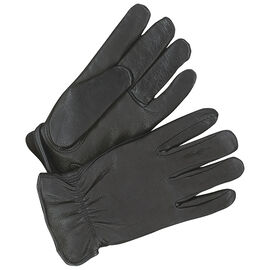 BDG Thinsulate Deer Skin Gloves - Black - Large