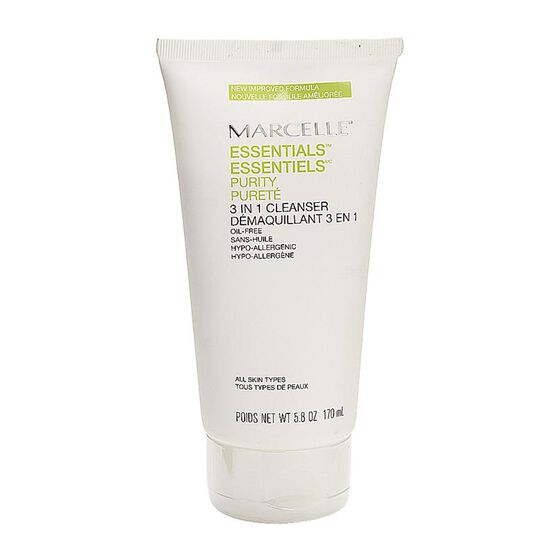 Marcelle Essentials 3 in 1 Cleanser - 170ml