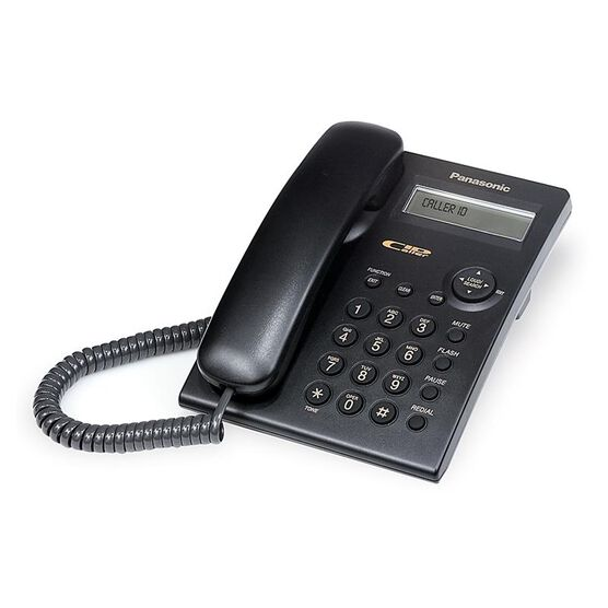 Panasonic Integrated Telephone System - Black - KXTSC11