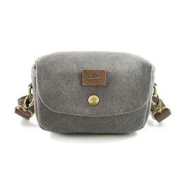 Roots73 RG10 Flannel Shoulder Bag - Grey - RG10