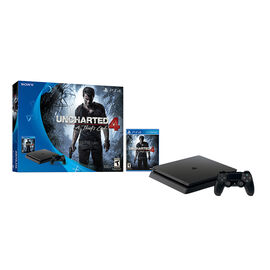 Uncharted 4: A Thief's End PlayStation 4 500GB Bundle
