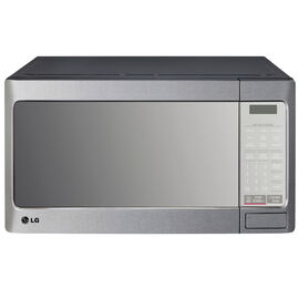 LG 1.1 cu.ft. Microwave Oven - Stainless Steel - LMC1195ST