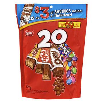 Nestle Favourite - 20 piece/199g