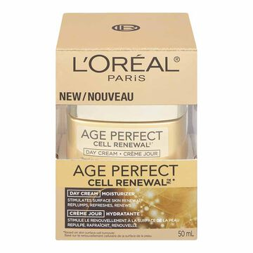 L'Oreal Age Perfect Cell Renewal Moisturizer Day Cream - 50ml