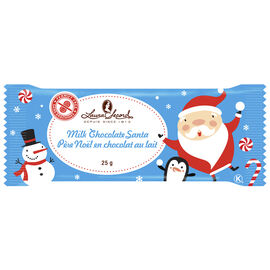 Laura Secord Milk Chocolate Santa - 25g
