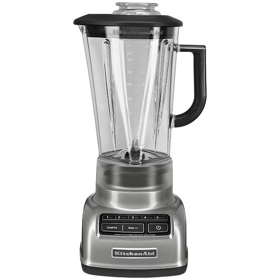 KitchenAid 5-Speed Diamond Blender - Silver - KSB1575CU