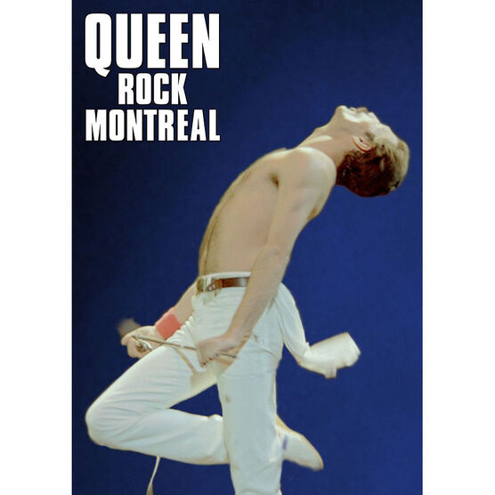 Queen: Queen Rock Montreal - DVD