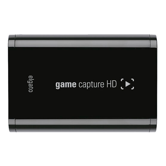 Elgato Game Capture HD - Black - 10025010