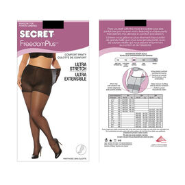 Secret Freedom Plus Pantyhose