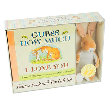 I Love You Book and Gift Set by Sam Mcbratney