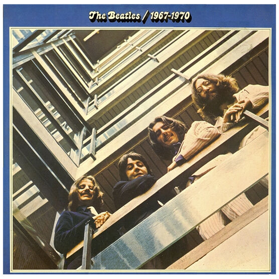 The Beatles - 1967-1970 (The Blue Album) - 2 LP Vinyl
