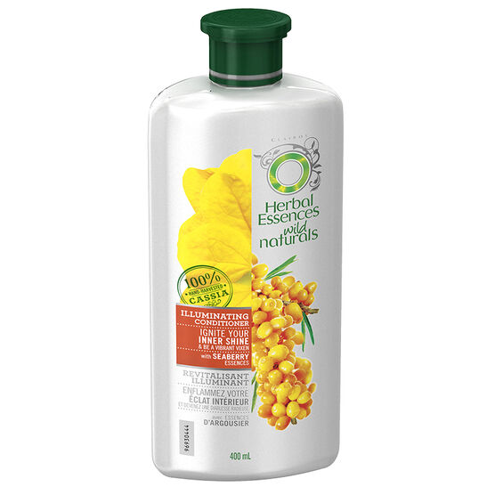 Herbal Essences Wild Naturals Illuminating Conditioner - 400ml