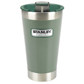 Stanley Vacuum Steel Pint - Green - 16oz