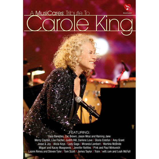 A MusiCares Tribute to Carole King - DVD