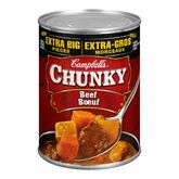 Campbell's Chunky Soup - Original Beef - 540ml