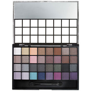 e.l.f. Studio Endless Eyes Pro Mini Eyeshadow Palette - Everyday