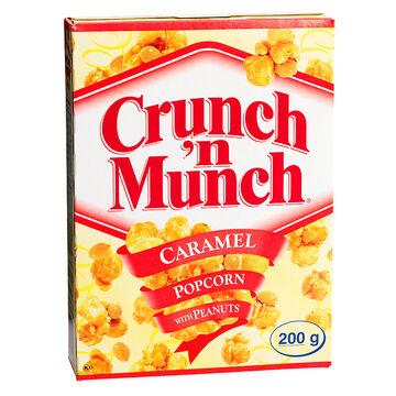 Crunch'N Munch - Caramel - 200g