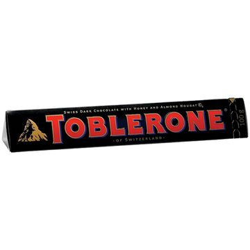 Toblerone Bittersweet Chocolate - 100g