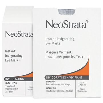 NeoStrata Instant Invigorating Eye Masks - 3's