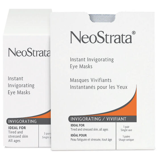 NeoStrata Instant Invigorating Eye Masks - 3's