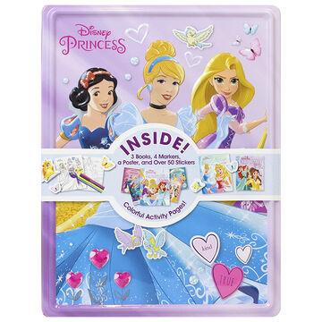 Happy Tin Activity Set - Princess