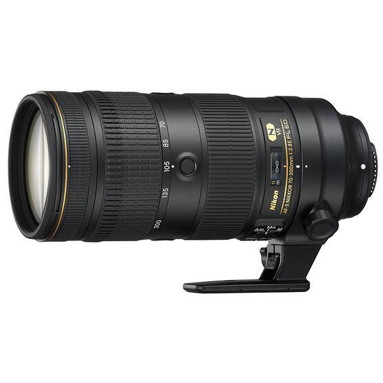 Nikon AF-S NIKKOR 70-200mm f/2.8E FL ED VR Lens - 20063