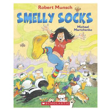Smelly Socks by Robert Munsch