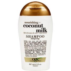 OGX Nourishing Shampoo - Coconut Milk - 89ml