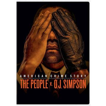The People v. OJ Simpson: American Crime Story - DVD