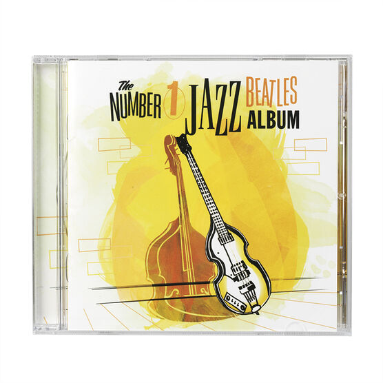 Various Artists - The Number 1 Jazz Beatles Album - CD