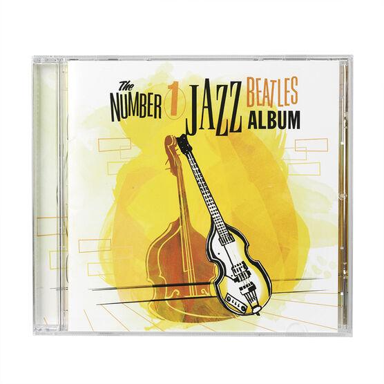 Various Artists - The Number 1 Jazz Beatles Album - CD