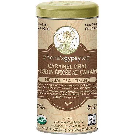 Zhena's Caramel Red Chai Tea - 22's
