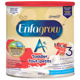 Enfagrow A+ - Milk Flavour - 680g