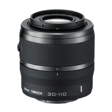 Nikon 1 VR 30-110mm f/3.8-5.6 - Black