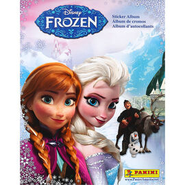 Disney Frozen Sticker Album